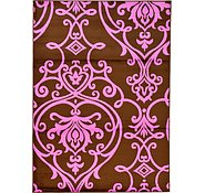 Link to 5' x 6' 10 Damask Rug