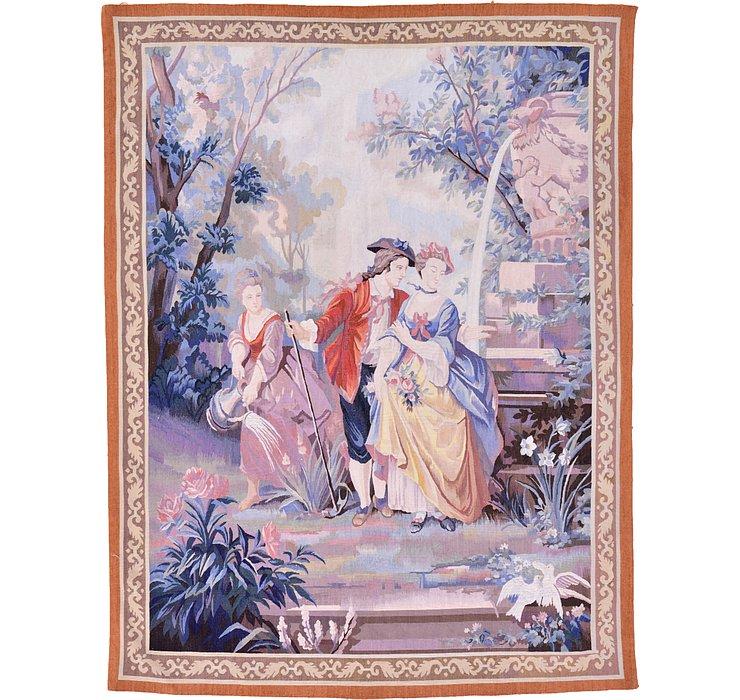 127cm x 168cm Tapestry Rug