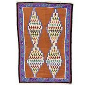 Link to 3' 6 x 5' 1 kilim Fars Rug