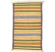 Link to 3' 1 x 5' Kilim Fars Rug