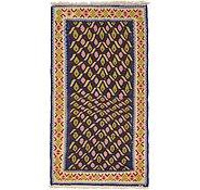 Link to 3' 3 x 5' 10 Kilim Fars Rug