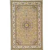 Link to 6' 3 x 9' 7 Tabriz Design Rug