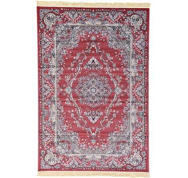201x297 Tabriz Design Rug