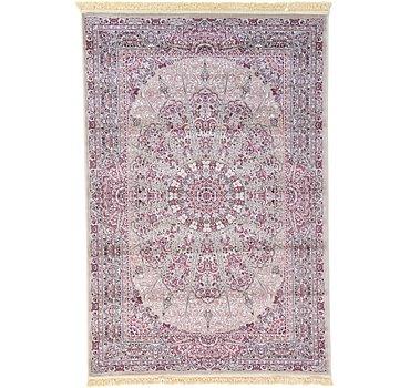 201x300 Isfahan Design Rug