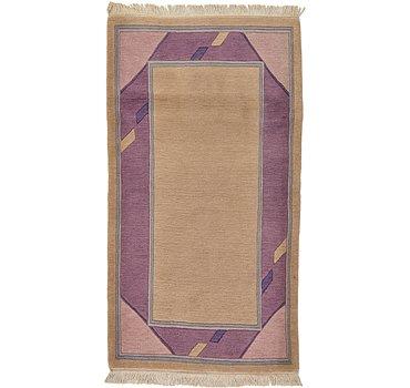 89x165 Nepal Rug