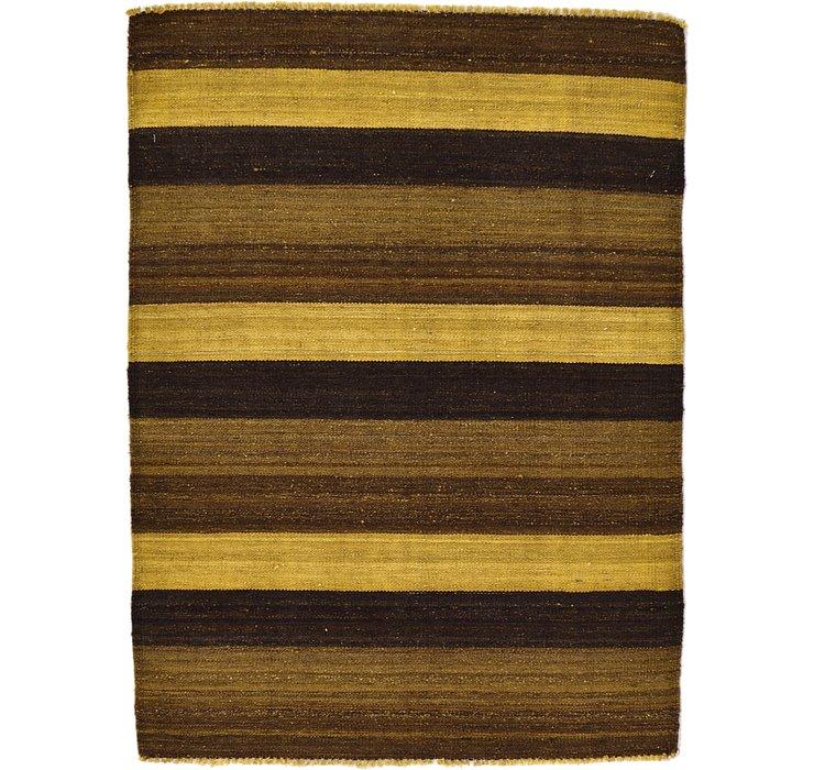 2' 11 x 4' Kilim Afghan Rug
