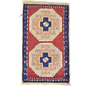 Link to 1' 9 x 2' 10 Kars Oriental Rug