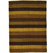 Link to 3' 5 x 4' 9 Kilim Afghan Rug
