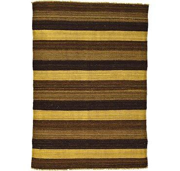102x145 Kilim Afghan Rug