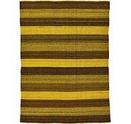 Link to 4' 2 x 5' 7 Kilim Afghan Rug
