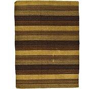 Link to 125cm x 168cm Kilim Afghan Rug