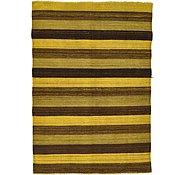 Link to 4' x 5' 9 Kilim Afghan Rug