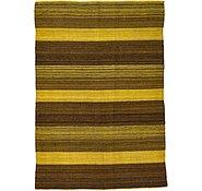 Link to 4' 2 x 5' 11 Kilim Afghan Rug