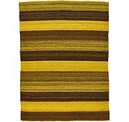 Link to 3' 6 x 4' 8 Kilim Afghan Rug