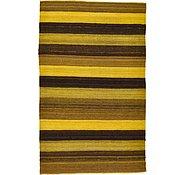 Link to 3' x 4' 11 Kilim Afghan Rug