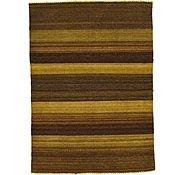 Link to 107cm x 147cm Kilim Afghan Rug