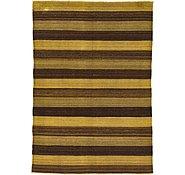 Link to 4' 1 x 5' 10 Kilim Afghan Rug