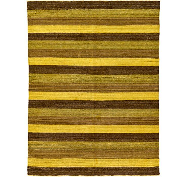 5' 3 x 6' 10 Kilim Afghan Rug