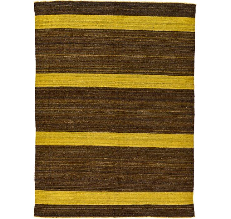 5' 6 x 7' 6 Kilim Afghan Rug