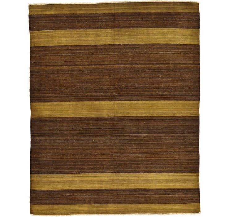 5' 2 x 6' 5 Kilim Afghan Rug