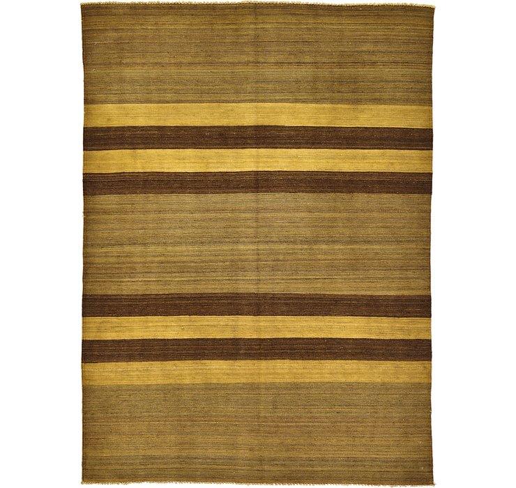 5' x 6' 11 Kilim Afghan Rug