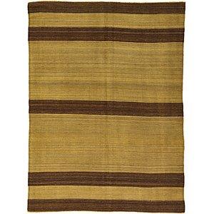 5' 5 x 7' 4 Kilim Afghan Rug