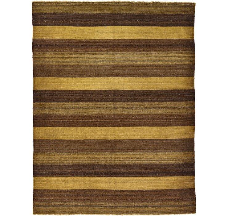 5' 2 x 6' 8 Kilim Afghan Rug