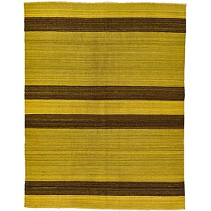 5' 3 x 6' 9 Kilim Afghan Rug