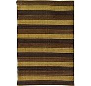 Link to 5' 11 x 8' 8 Kilim Afghan Rug