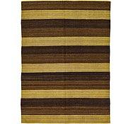 Link to 5' 1 x 7' Kilim Afghan Rug