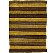 Link to 4' 1 x 5' 9 Kilim Afghan Rug