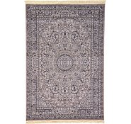 Link to 6' 7 x 9' 9 Isfahan Design Rug