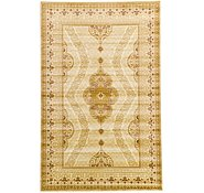 Link to 6' 4 x 10' Isfahan Design Rug