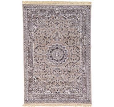 201x297 Isfahan Design Rug