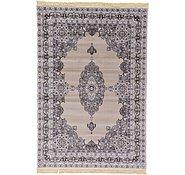 Link to 6' 7 x 9' 9 Tabriz Design Rug