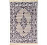 Link to 6' 7 x 9' 9 Kerman Design Rug