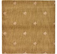 Link to 3' 6 x 3' 6 Reproduction Gabbeh Square Rug