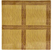 Link to 100cm x 102cm Reproduction Gabbeh Square Rug