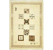 Link to 4' 2 x 5' 11 Kashkuli Gabbeh Oriental Rug