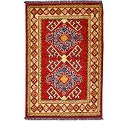 Link to 2' 3 x 3' 4 Kazak Oriental Rug