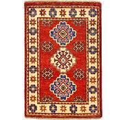 Link to 2' 2 x 3' 3 Kazak Oriental Rug