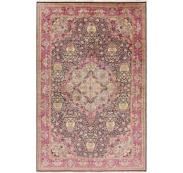 360cm x 570cm Kashmir Oriental Rug