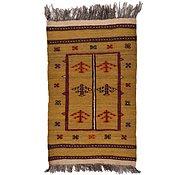 Link to 75cm x 120cm Kilim Afghan Rug