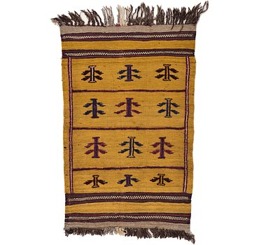 81x124 Kilim Afghan Rug