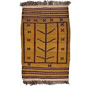 Link to 80cm x 127cm Kilim Afghan Rug