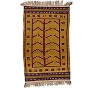 Link to 80cm x 132cm Kilim Afghan Rug