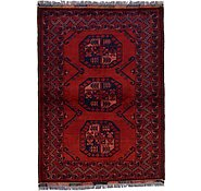 Link to 3' 5 x 4' 11 Khal Mohammadi Oriental Rug