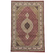 Link to 6' 4 x 9' 8 Tabriz Oriental Rug