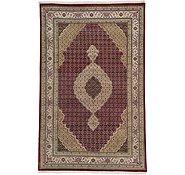 Link to 6' 5 x 10' 2 Tabriz Oriental Rug
