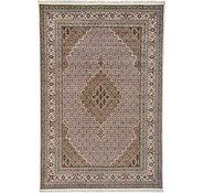 Link to 6' 9 x 10' 1 Tabriz Oriental Rug
